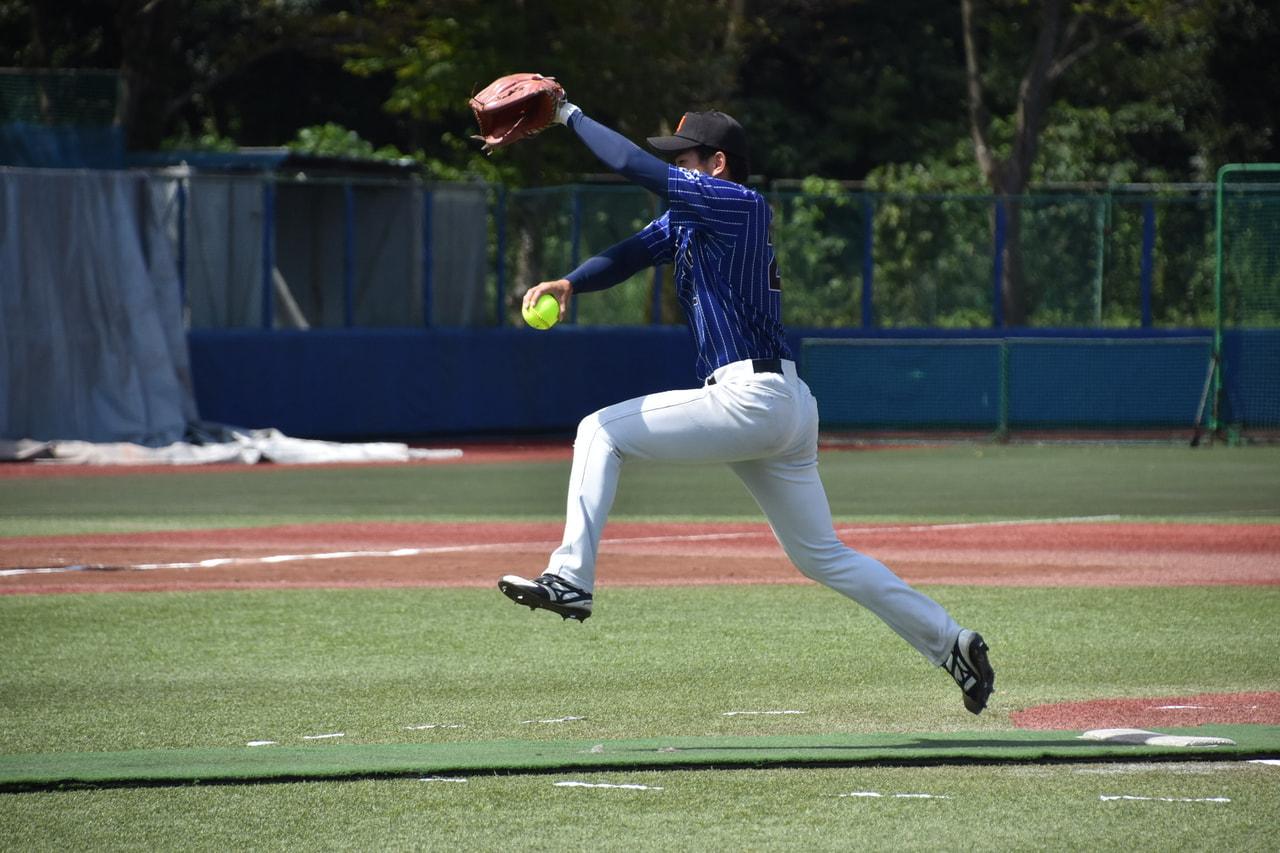 [男子]第51回秋季リーグ戦 2日目