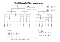【女子】第73回女子全日本総合選手権大会東京都予選会 詳細につきまして