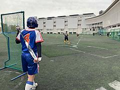 【女子】練習試合 vs 習志野高校