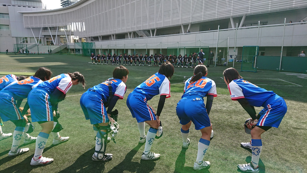 【女子】練習試合  vs同志社大学