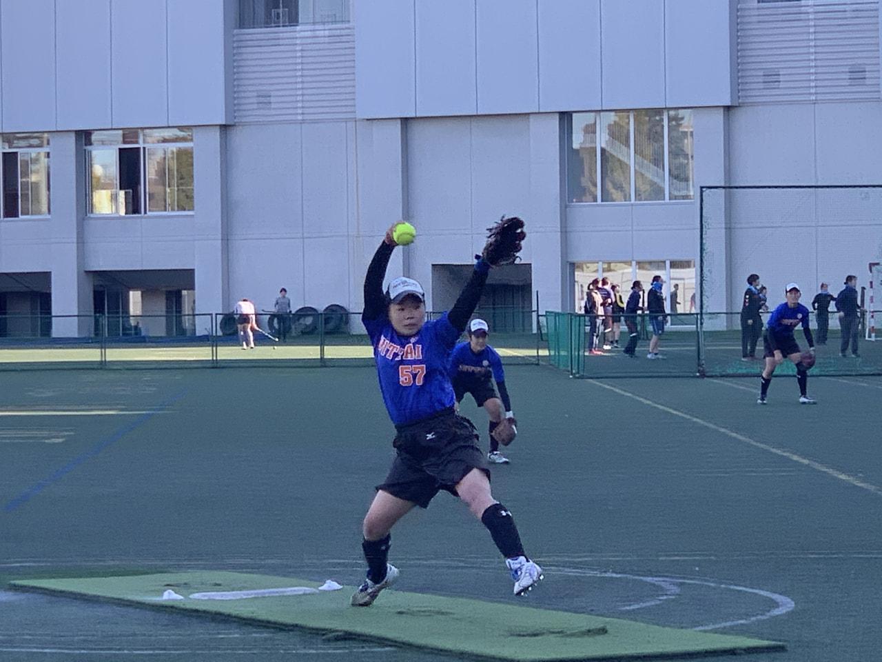 【女子】練習試合 vs 光明学園相模原高校