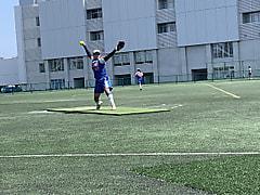 【女子】練習試合  vs 東京学芸大学