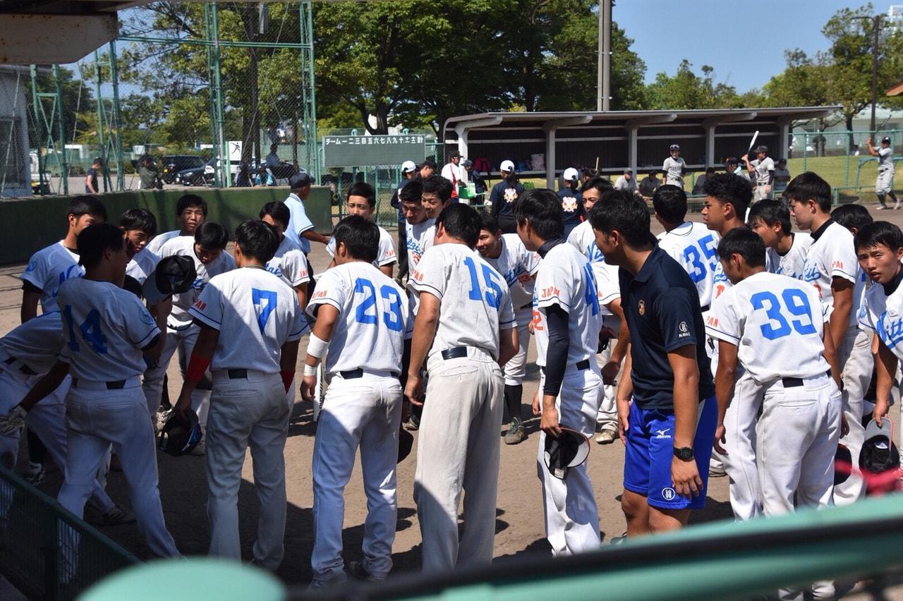 [男子]第33回東日本大学男子ソフトボール選手権大会 1日目