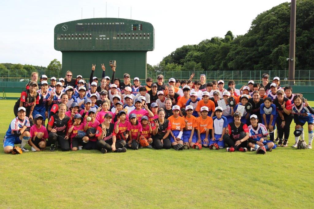 【女子】Aチーム  国際交流試合 vsCANADA代表