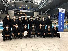 【水球ブロック】第96回日本学生選手権大会水泳競技〈水球競技〉結果報告