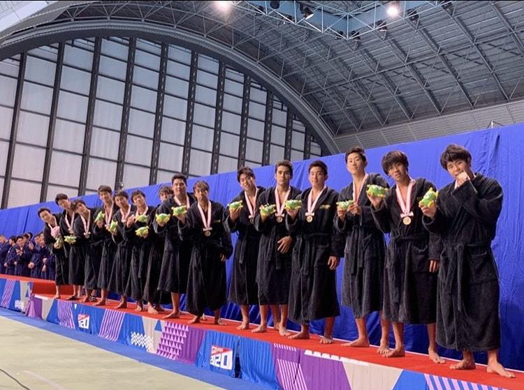 第95回日本選手権水泳競技大会〈水球大会〉結果報告