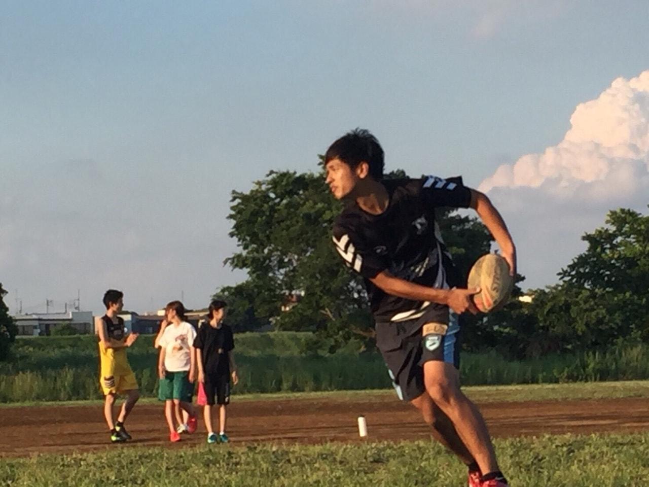 たくさん練習!!