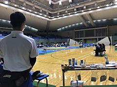 東日本レスリング秋季学生選手権大会 2日目
