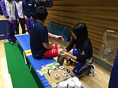 東日本レスリング秋季選手権大会 1日目