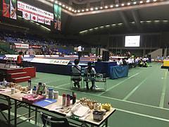 明治杯 全日本選抜レスリング選手権大会 1日目