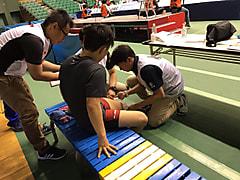 明治杯 全日本選抜レスリング選手権大会 2日目
