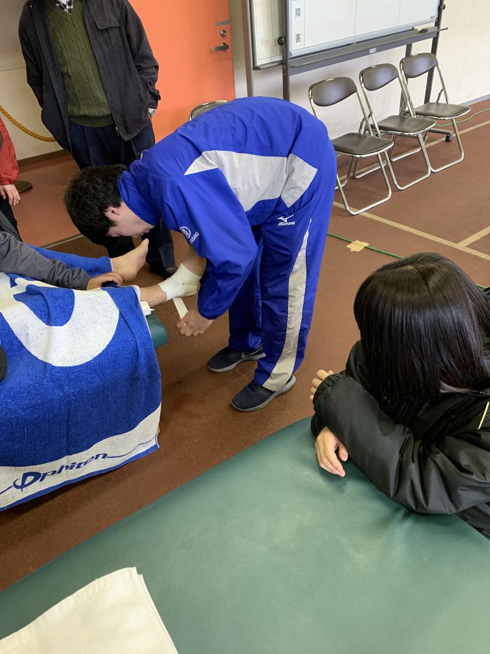 第194回松戸市陸上競技記録会 2日目