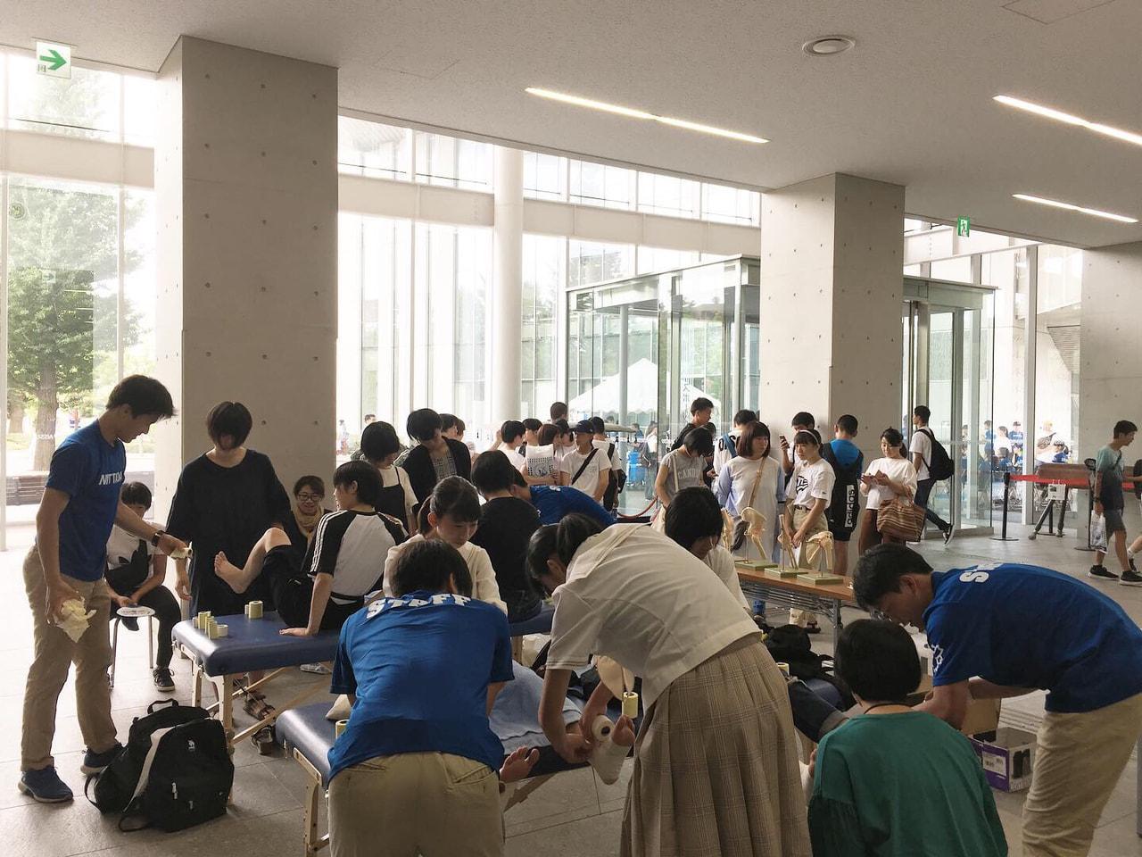 オープンキャンパス3日目