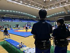 令和3年度東日本レスリング選手権春季大会1日目