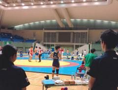 春季東日本学生レスリング選手権 3日目