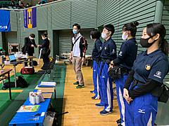 全日本大学グレコローマン選手権大会1日目