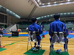 東日本レスリング秋季学生選手権大会3日目