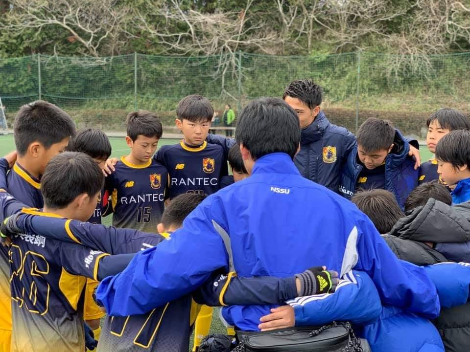 new balance CHAMPIONSHIP U-12 中央予選大会