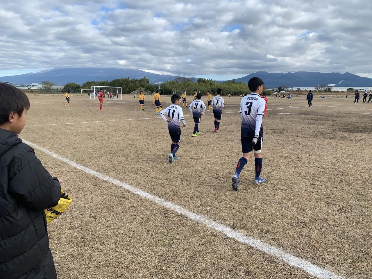 静岡カップ 富士市少年サッカー大会2019
