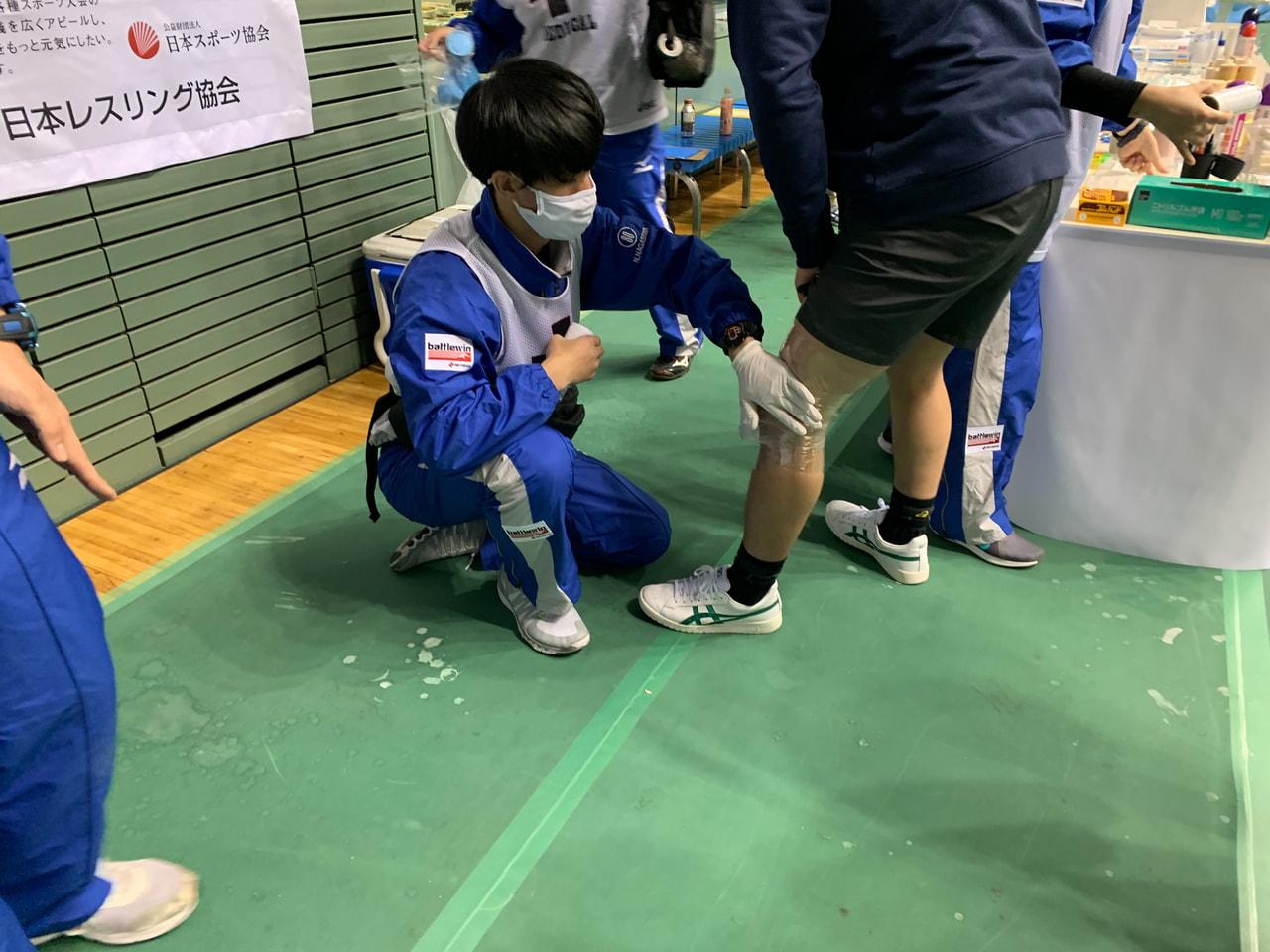 令和2年度天皇杯全日本レスリング選手権大会2日目