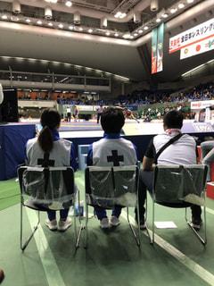 レスリング天皇杯 全日本選手権大会 1日目