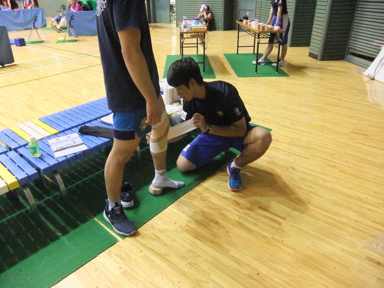 東日本レスリング リーグ戦 1日目