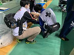 令和2年度天皇杯全日本レスリング選手権大会1日目