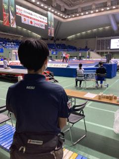 令和3年度明治杯全日本レスリング選手権大会1日目