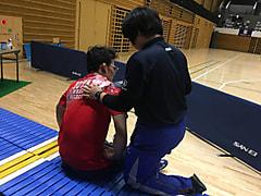 東日本レスリング秋季選手権大会3日目
