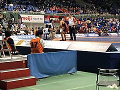 明治杯 全日本選抜レスリング選手権大会 3日目
