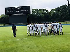 大学野球 日本代表選考合宿 2日目