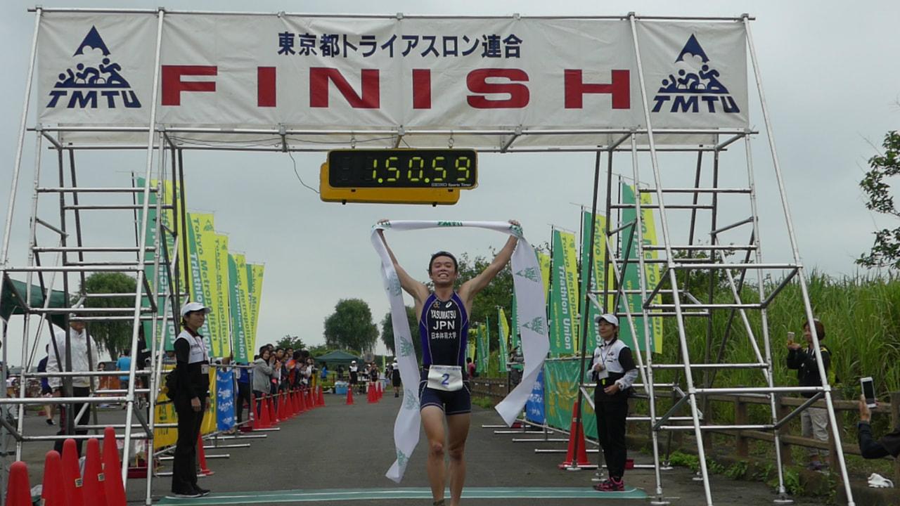 東京都トライアスロン選手権 結果報告!