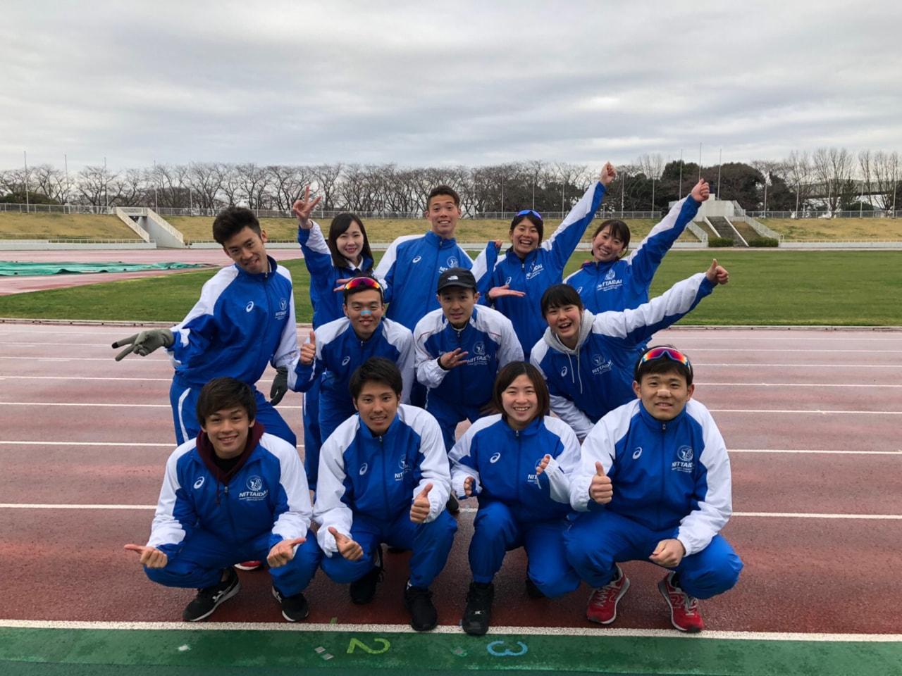 JTU認定記録会2019 千葉ブロック結果報告