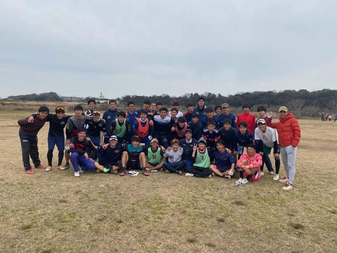 慶應義塾大学WHITEHORNSと練習試合を行いました!