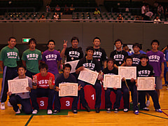 2007年 文部科学大臣杯 全日本学生レスリング選手権 結果!
