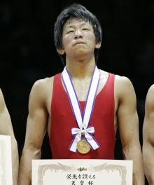 天皇杯全日本レスリング選手権